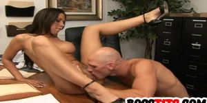 BOSSTITS - Stacked Rachel Starr Is In Charge