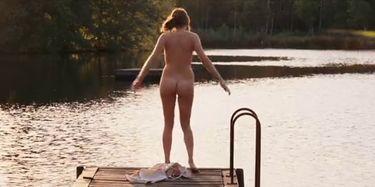 Stéphanie Pasterkamp  nackt