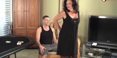 Watch Free Mom Stripping Porn Videos On TNAFlix Porn Tube